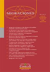 Migraciones. Publicación del Instituto Universitario de Estudios sobre Migraciones
